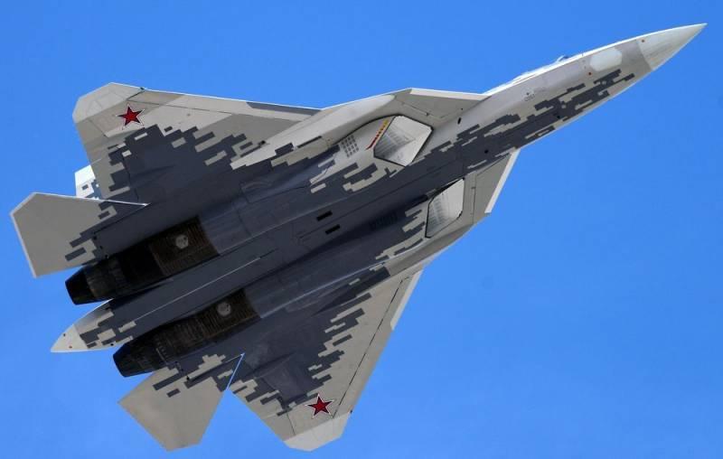 NI: Американскому F-35 нужно сделать все, чтобы не вступить в бой с Су-57