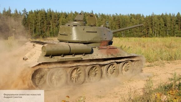 Popular Mechanics объяснило, почему Т-34 смог изменить мир