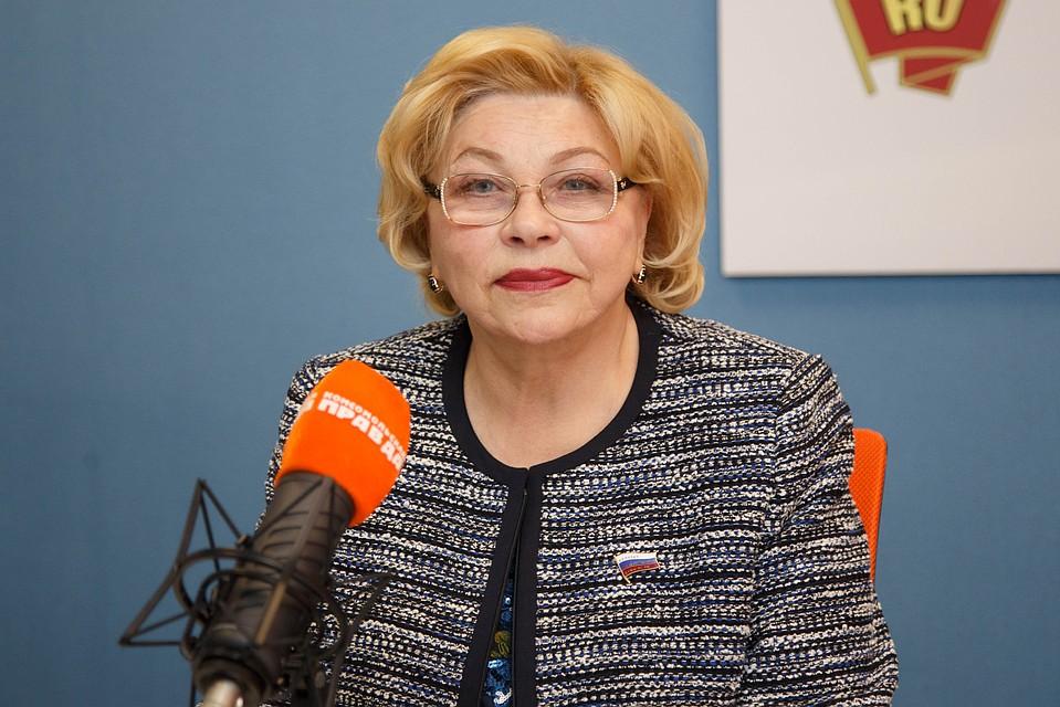 Депутат ГД Драпеко оценила боевик «Шугалей» и рассказала, как он поможет социологам