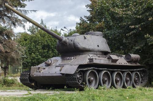 Советский танк Т-34 восхитил немецких экспертов