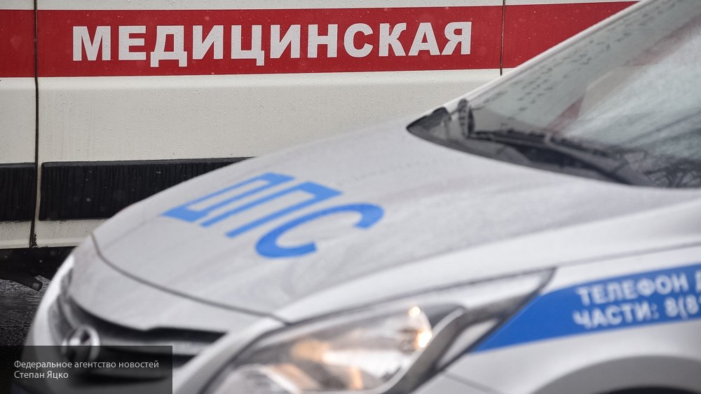 Жесткое ДТП в Рязани: столкнулись два грузовика, есть пострадавшие