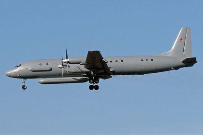 Российский Ил-20 пропал у авиабазы Хмеймим в Сирии