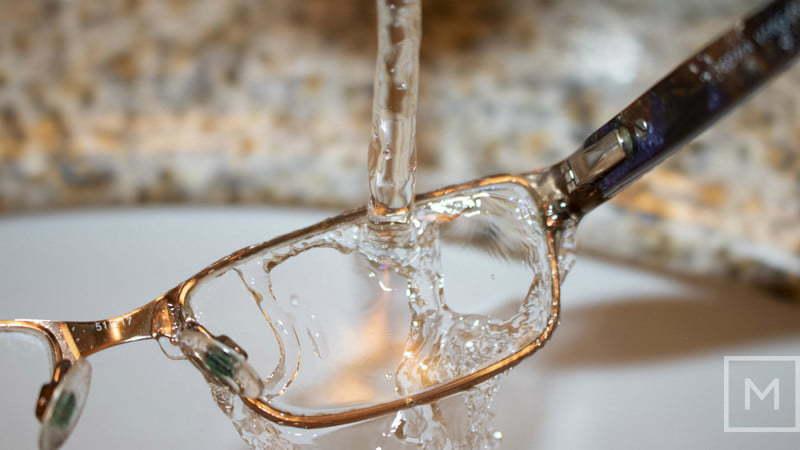 Простой способ убрать мелкие царапины на очках, не меняя линзы сделай сам,советы