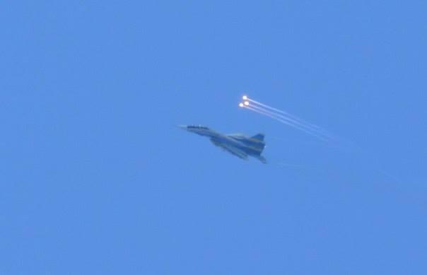 По поводу Су-27 из Миргородской 831-й бригады.