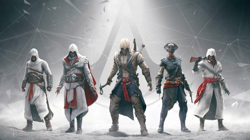 В будущем одна Assassin's Creed сможет объединить сразу несколько исторических эпох