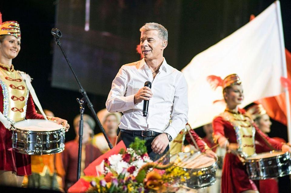 Олег Газманов перед концертом в Донецке: Музыка громче пушек!