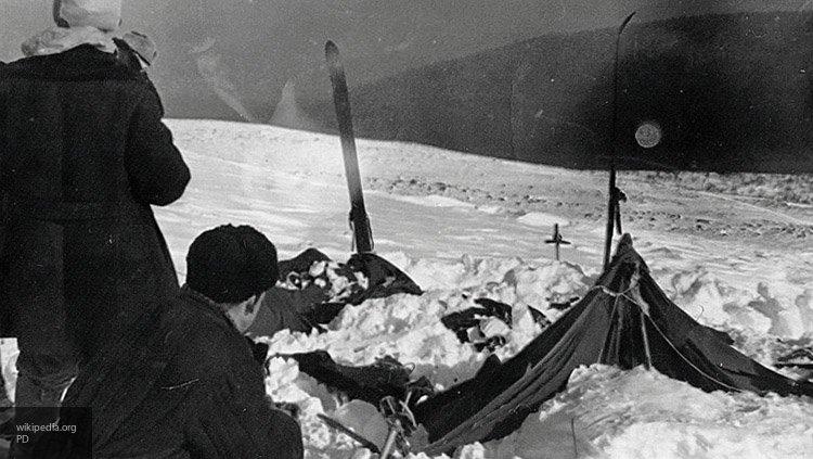 На перевале Дятлова нашли обломок ракеты