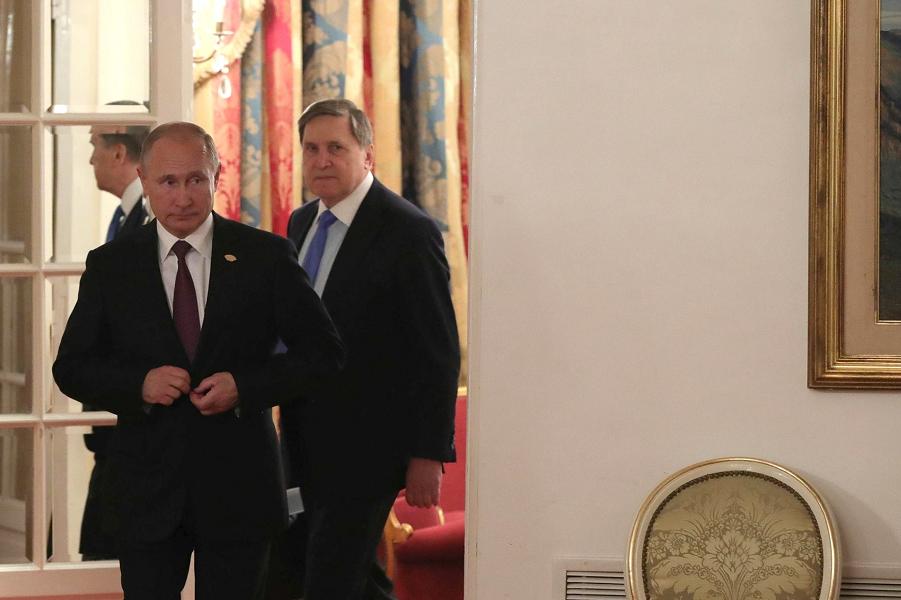 Путин нарисовал схему и дал исчерпывающие объяснения