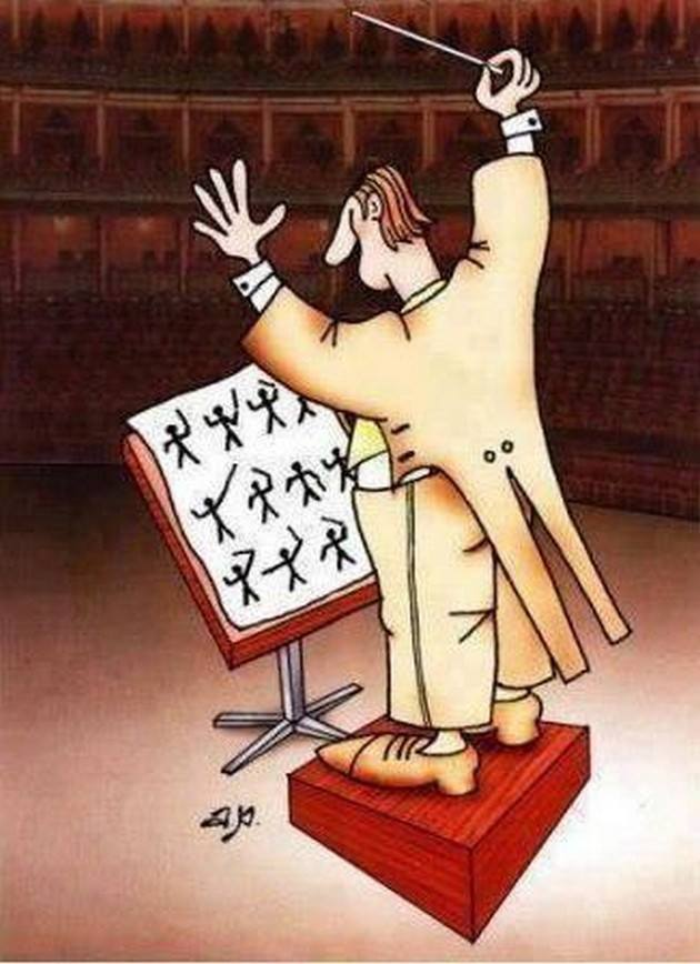 Картинка смешной музыканты