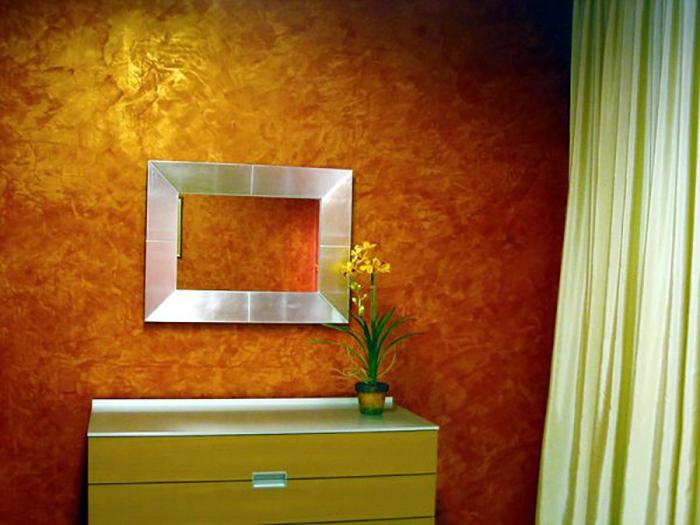 Оригинальная покраска стен своими руками.