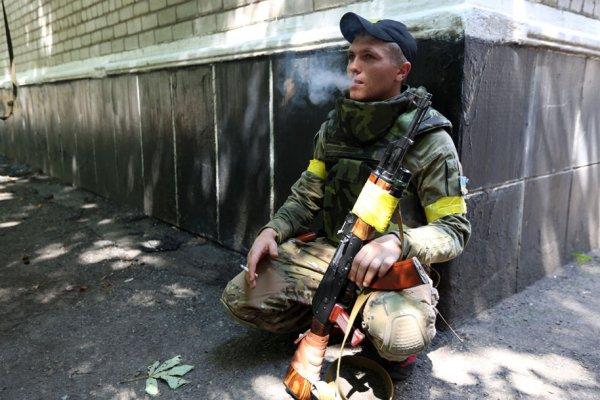 Рядовой украинец не хочет воевать
