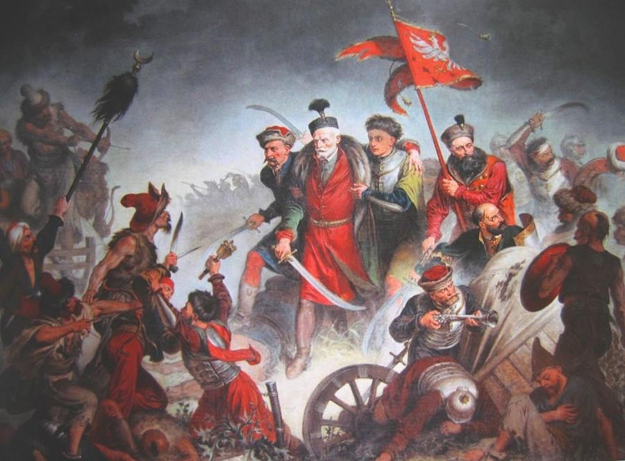 Какгетман, не хотевший воевать с Россией, но победивший ее при Клушине, бесславно пропал в Молдавии