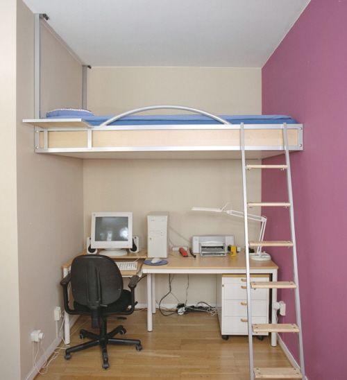 Классные решения для организации спальных мест в небольших помещениях