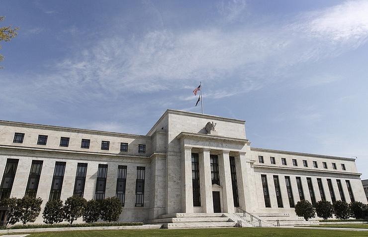 ФРС повысила базовую процентную ставку на 25 б.п. до 1,25-1,5%