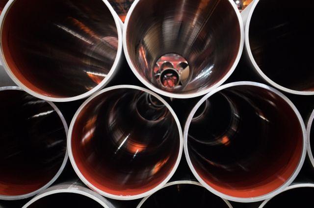 Строительство газопровода к «Северному потоку-2» обойдется в 91 млрд рублей