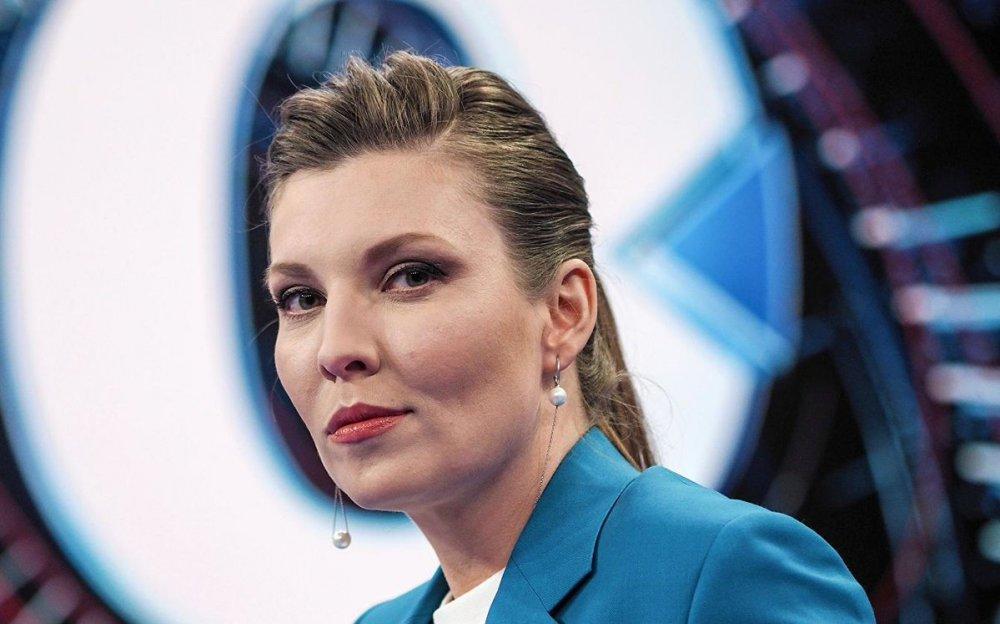Скабеева высмеяла украинского генерала за новый план прохода ВМСУ в Керченском проливе новости,события,новости,общество,политика