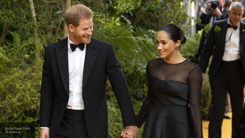 Принцу Гарри и  Меган Маркл в Великобритании нашли преемников