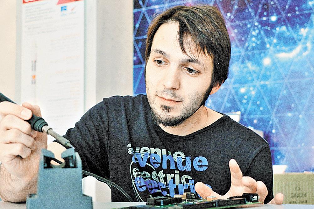 Хобби привело екатеринбуржца к победе в чемпионате WorldSkills