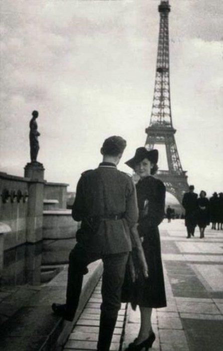 Французский шарм для врага история