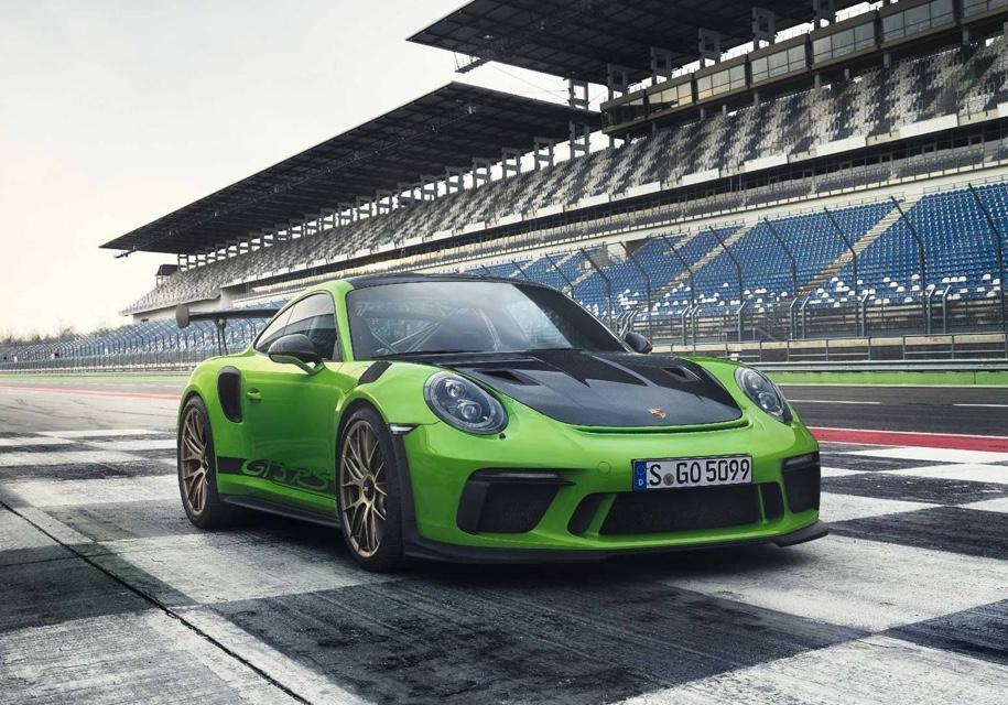 Обновленный Porsche 911 GT3 …