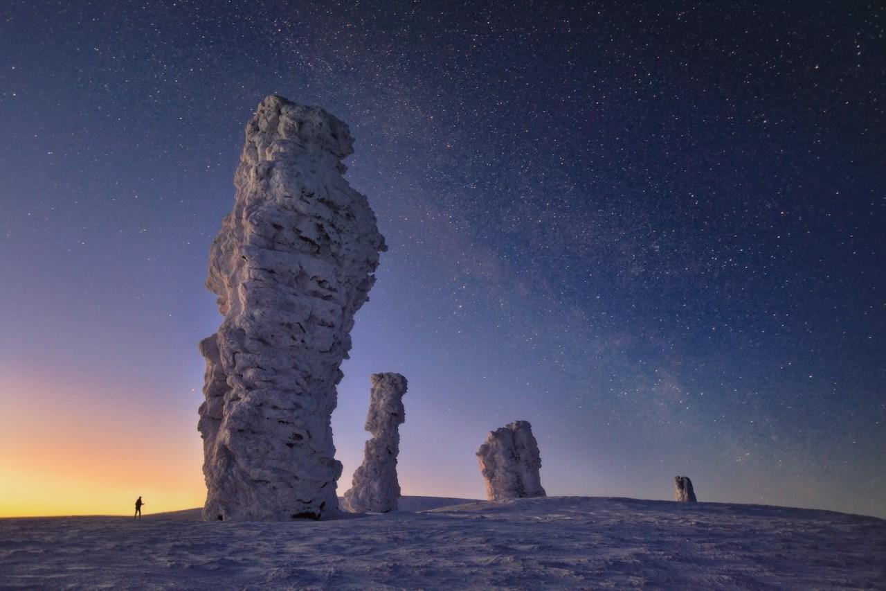 ФОТОВЫСТАВКА. Сергей Макурин: прекрасная зима
