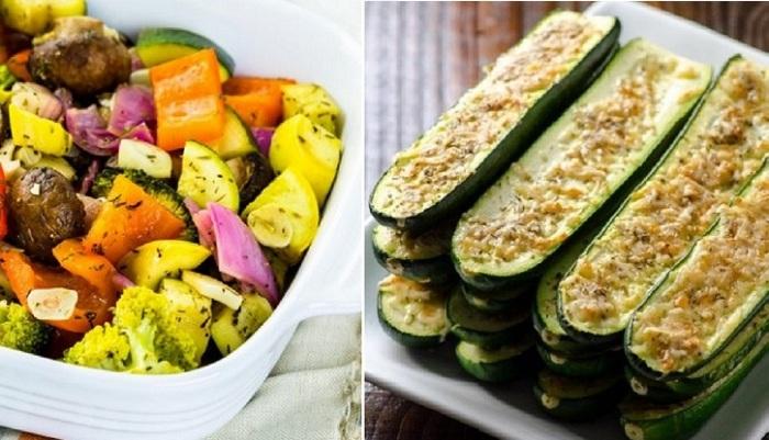 8 простых в приготовлении овощных блюд, глядя на которые, потекут слюнки