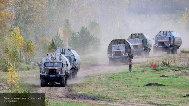 РФ с союзниками отрабатывают борьбу с боевиками на учениях в Оренбургской области