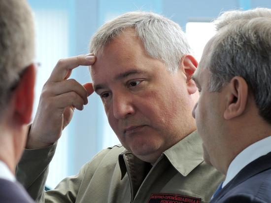 Рогозин ответил на критику Путина по поводу космической программы