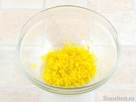 Тарталетки с лимонным кремом — 1 шаг