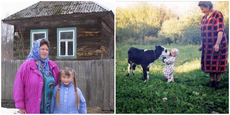 """""""Для неё это чёрная метка"""": как сейчас живёт девочка, родившаяся в Зоне отчуждения Чернобыля Чернобыль, детство, зона отчуждения, интересное, история, рассказ, фото"""