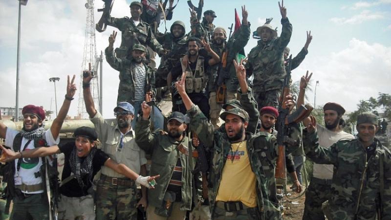 Представителей ООН обвинили в сговоре с боевиками Ливии геополитика