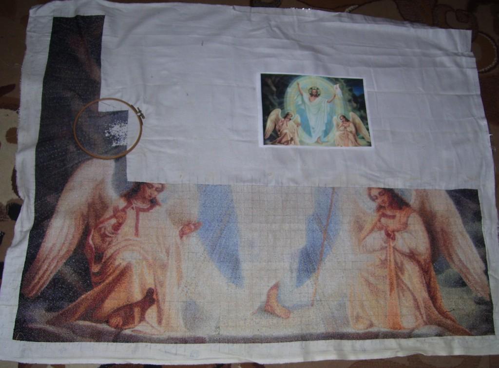 Вышивка крестом библейские сюжеты