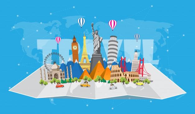 Маленький дракон и Столица мира: прозвища городов и стран, которые путают даже бывалые туристы