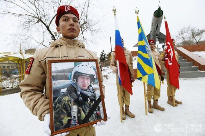 Бойцы ЧВК Вагнера ликвидировали боевиков, сбивших российский Су-25 Майора Филипова