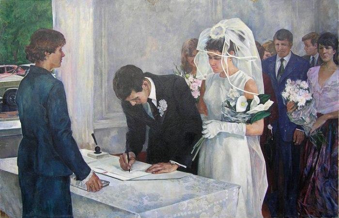 Чем государство помогало советским молодоженам