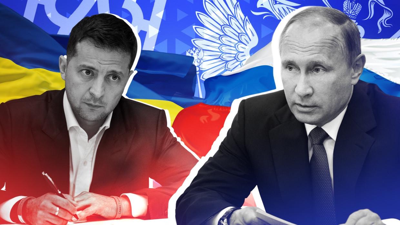 Кулеба: Зеленскому необходимо встретиться с Путиным Политика