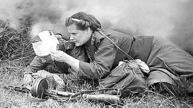 Сестры милосердия Начиная с Крымской войны, они спасают тех, кто спасает мир