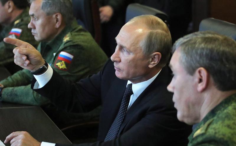 Прежде чем «заткнуться», Москва уничтожит Британию за пару минут