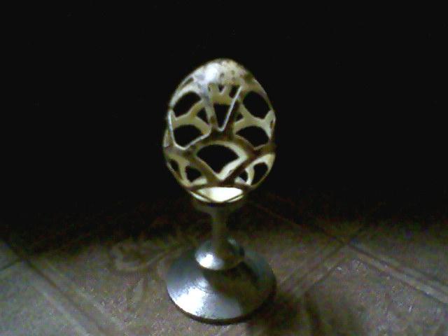 Shell - carving, перепелиное яйцо