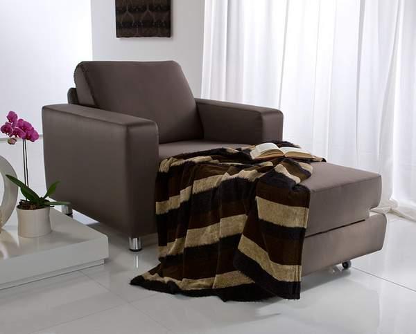 как лучше расставить мебель в однокомнатной квартире, фото 20