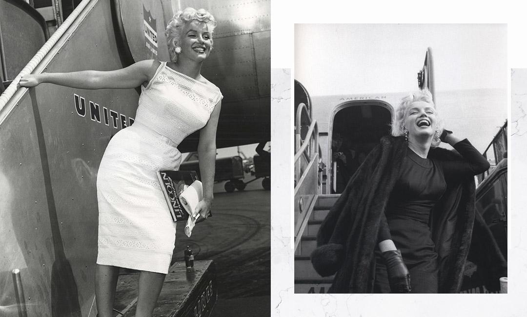 От Боуи до Уитни Хьюстон: как звезды учат нас оставаться стильными в путешествиях знаменитости,мода,мода и красота,стиль