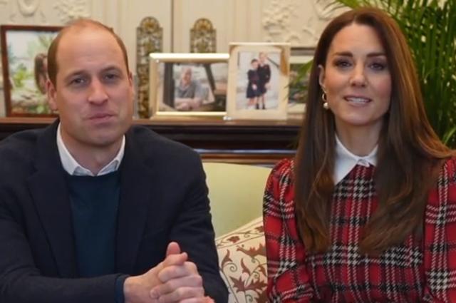 Кейт Миддлтон и принц Уильям приняли участие в национальном празднике Шотландии