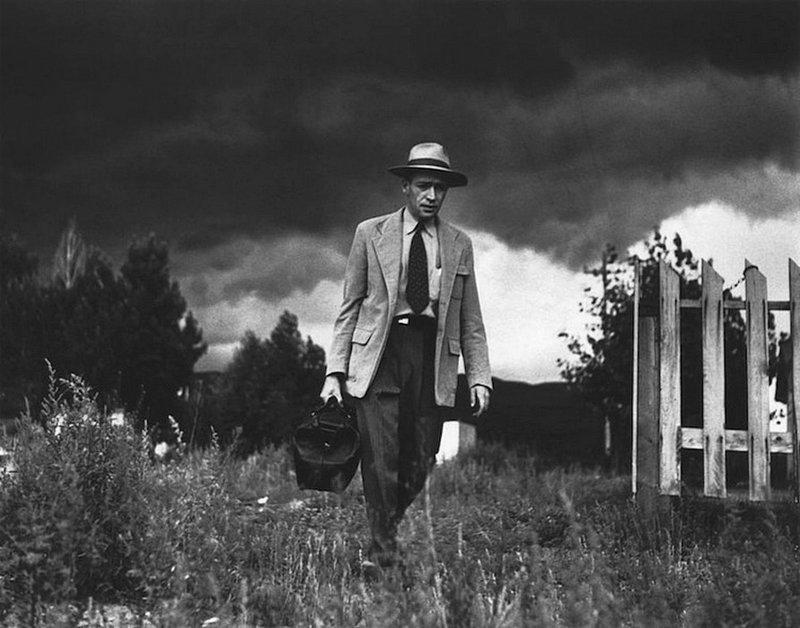 W. Eugene Smith - сельский врач, Эрнест Чериани, Кремльлинг, Колорадо 1948 Весь Мир в объективе, история, фотография