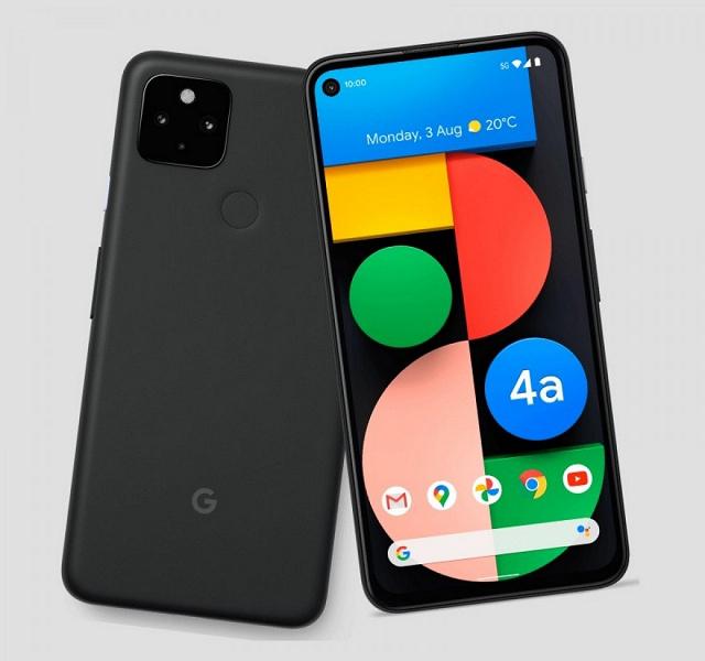 Первые в мире смартфоны с Android 11. Представлены Google Pixel 5 и Pixel 4a 5G новости,смартфон,статья