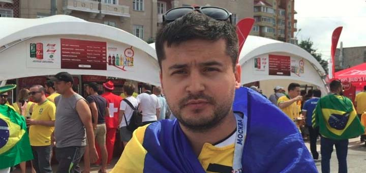 Украинец, который наплевал н…