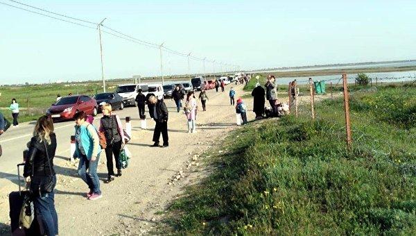 Трудовая экспансия Крыма началась