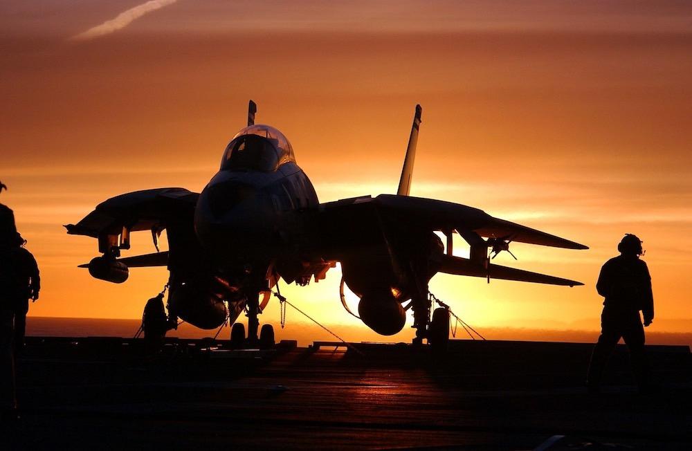 ВВС США испугались военного …