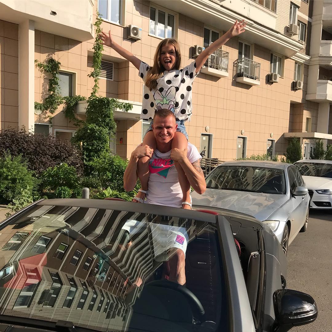 Дмитрий Тарасов подарил 9-ле…