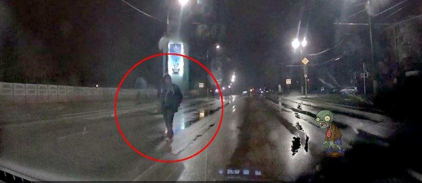 Маг, зомби. Что не так с этими пешеходами? ДТП,Марки и модели,невероятное на дорогах,пешеходы