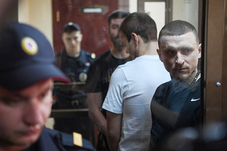 Александр Кокорин и Павел Мамаев приговорены к полутора годам колонии Звезды,Новости о звездах